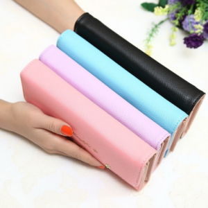 Ladies Purse Seventy Percent off Bows on Behalf of Korean Female Students Long Hasp Lovely Purse Money Wallet pictures & photos