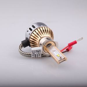 All in One Small Size LED Headlight with Fan Canbus built-in pictures & photos