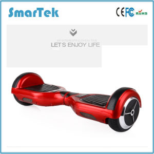 Smartek Self Balance Scooter Electric Scooter, Two Wheel Scooter Patinete Electrico with Red S-010b pictures & photos