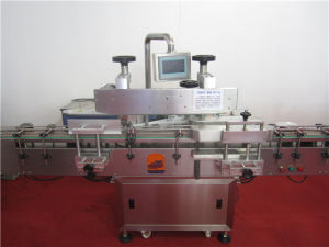 Automatic Machinery High-Speed Square /Round Bottle Labeling Machine pictures & photos