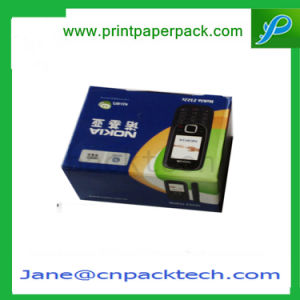 Custom Power Bank Packaging Electrical Product Mobile Hard Disk Packing Gift Box pictures & photos