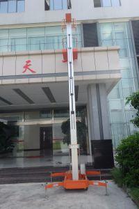 Niuli Single Mast Aerial Work Platform pictures & photos