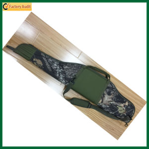 OEM 600d Waterproof Polyester Camouflage Gun Bag (TP-SD135) pictures & photos
