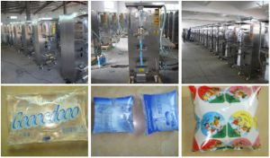Oil Honey Liquid Water Filling and Sealing Packaging Machine pictures & photos