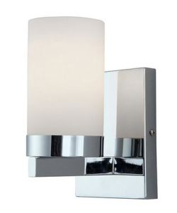 2 Lite Simple Bath Vanity Light with Opal Glass for North America Market pictures & photos