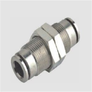Mpm High Quality Metal Pneumatic Male Straight Fitting pictures & photos