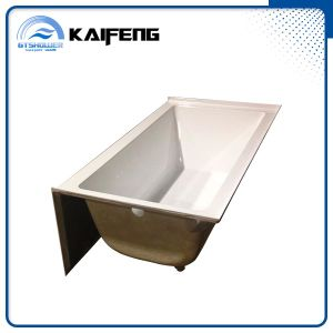Cheap 60 Inch Acrylic One Piece Bathtub with Apron (KF-79X) pictures & photos