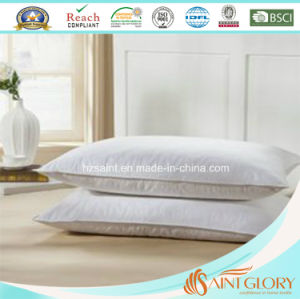 Luxury Hotel Goose Down Filling Pillow pictures & photos