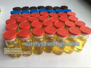 Finished Steroid Oils Tren Enanthate for Muscle Building pictures & photos