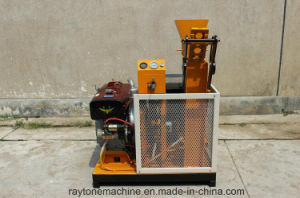 Qts1-25 Diesel Automatic Clay Block Making Machine Soil Brick Machine pictures & photos