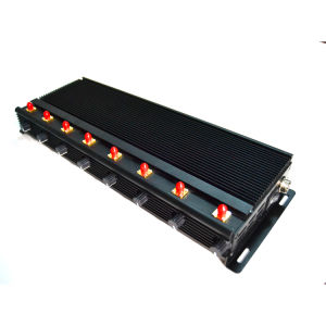 Factory Price 20W New Adjustable 8 Antennas Jammer Freuqneices Could Be Customized pictures & photos