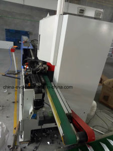 Automatic Intelligence Woodworking Dual Saw Cutting Machine Tc-828A5 pictures & photos