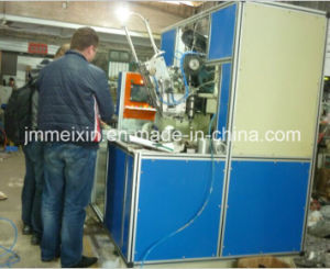 High Speed 5 Axis 3 Heads CNC 2 Drilling and 1 Tufting Broom Machine pictures & photos