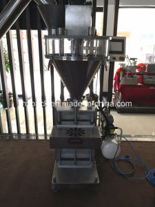 Semi-Automatic Powder Filling Machine/Powder Fillerfrom China pictures & photos