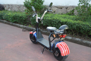 2 Wheel Electric Car with 1000W 60V/12ah/20ah/30ah pictures & photos