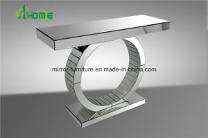 Modern Antique Console Mirror Furniture Table for Home Decorative pictures & photos