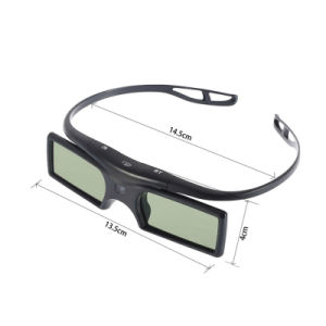 Bluetooth 3D Shutter Active Glasses for Samsung/for Panasonic for Sony 3D Tvs Universal TV 3D Glasses pictures & photos