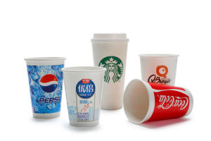 Automatic Disposable Paper Cup Making Machine pictures & photos