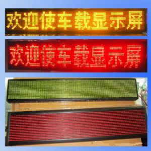 Waterproof Taxi Top LED Display Advertising Screen P3 P5 pictures & photos