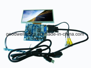 "7""TFT SKD Module with 4 Wire Resistive Touch and LED Backlight pictures & photos"