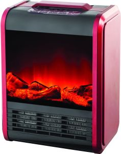 Electric Fireplace Heater Electric Heater pictures & photos