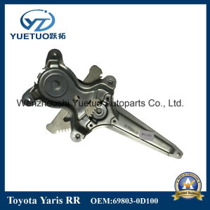 Glass Window Lifter for Toyota Yaris 69803-0d100 pictures & photos