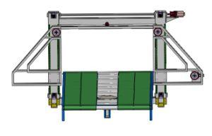 CNC Sponge Cutting Machine All Shapes Cuter