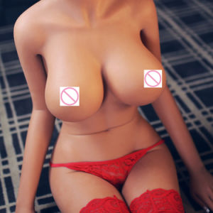 High Simulation Pink Vagina Sex Doll Western Face Doll pictures & photos