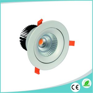 Perfect Hotel Lighting Solutions 35W COB LED Ceiling Spot Downlight pictures & photos