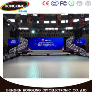 The Cheapest Full Color Outdoor Iron Cabinet P6 LED Billboard pictures & photos
