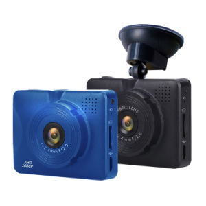 Vehicle Video Camera Recorder Dashboard Camera with 3m Sticker Car Black Box Dashcam pictures & photos