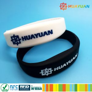 Gym fitness swimming pool MIFARE Classic 1K NFC Bracelet RFID Wristband pictures & photos