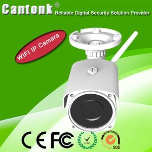 1080P Wireless WiFi IR Bullet IP Camera pictures & photos