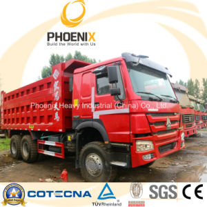 Low Price Used HOWO Dump Truck Tipper 30tons 6X4 with 10 Wheels for Afirca pictures & photos