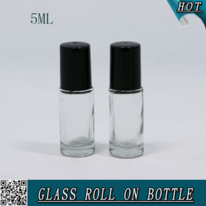 Colorful 5ml Custom Roll on Glass Bottle with Roller Ball pictures & photos