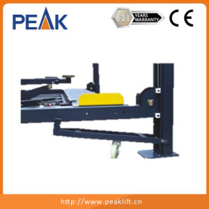 China Factory Moveable Four Post Vehcile Parking Lifter (409-P) pictures & photos