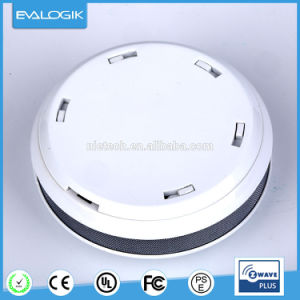 Z-Wave Smart Wireless Smoke and Heat Detector pictures & photos