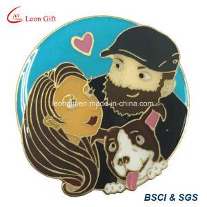 Factory Customized Metal Logo Enamel Badge Lapel Pin pictures & photos