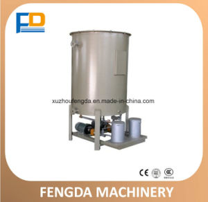 Sytv Adding Grease Machine (50KG liquid weighing unit) for Feed Machine pictures & photos
