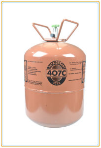 High Purity R407 Refrigerant Mixed Refrigerant Gas pictures & photos