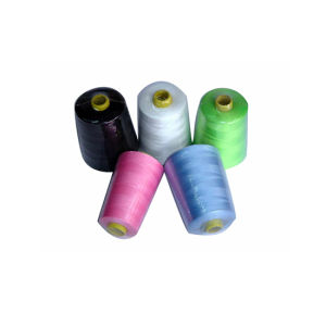 High Strength 40s/2 Polyester Sewing Thread Polyester Thread for Sewing Use pictures & photos