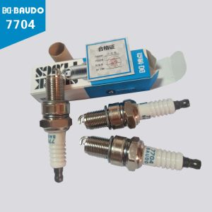 Low Price Baudo Bd-7704 Spark Plug for Diesel Engine Ignition pictures & photos