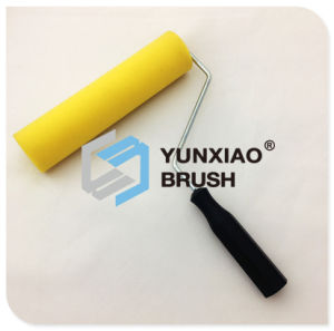 Thailand Black Plated Paint Roller with Polyester Cover pictures & photos