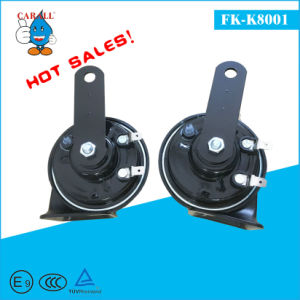 Super Electric Horn Musical Air Horn Loudspeaker E-MARK Approved 115dB pictures & photos
