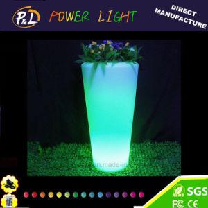 Wedding Event Decoration LED Luminous Flower Pot pictures & photos