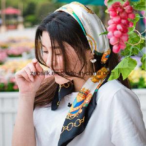 90*90cm 100%Silk Scarf for Woman