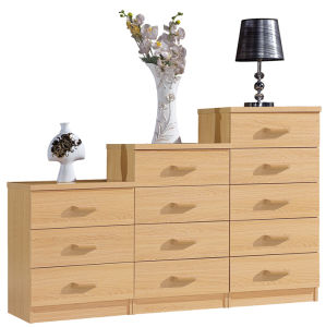 Durable Three/Four/Five Drawers for Bedroom Furniture pictures & photos