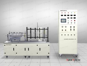 Wire Fire and Impact Resistance Testing Machine, IEC 60331 (FTech-IEC60331-12) pictures & photos