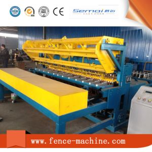 Robot 3D Construction Welded Steel Mesh Machine pictures & photos