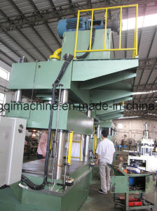 300t Four Column Hydraulic Press Machine for Metal Products pictures & photos